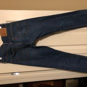 Vintage Levi's 511 Jeans Mid-wash